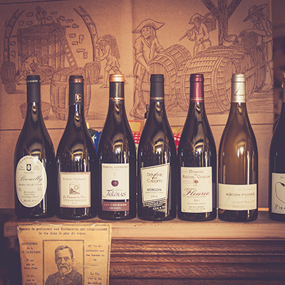 Vins Beaujolais