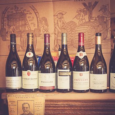 Vins Bourgogne